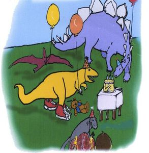 Don't Eat the Birthday Boygirl & Other Dinosaur So