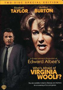 Who's Afraid Of Virginia Woolf? [40th Anniversary 2 Disc Special Edition] [WS] [Double Amaray Case]