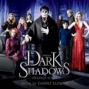 Dark Shadows: Original Score [Import]