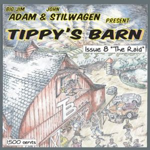 Present Tippy's Barn-Issue 8 the Raid