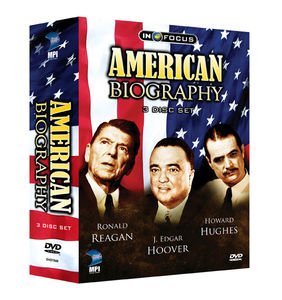 American Biographies [3 Discs] [Documentary]