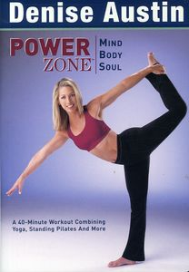 Power Zone: Mind, Body, Soul [Exercise]
