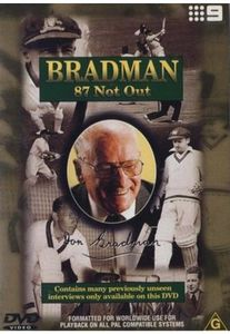Bradman Don-87 Not Out