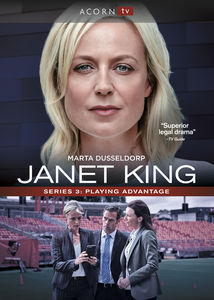 Janet King: Series 3 - Playing Advantage