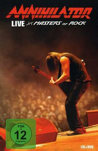 Live at Masters or Rock