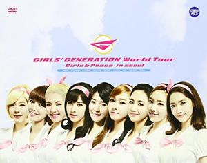 World Tour [Girls & Peace in Seoul] [Import]