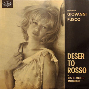 Deserto Rosso (Original Soundtrack)