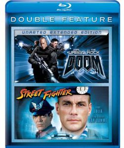 Doom/ Street Fighter [Double Feature]