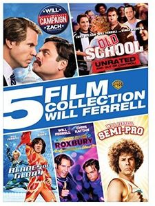 5 Film Collection: Will Ferrell