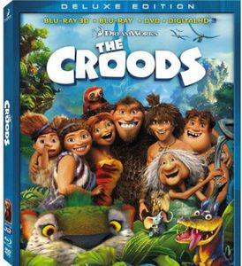 Croods (2D+3D+Uv)