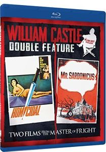 William Castle Double Feature:  Homicidal & Mr. Sardonicus