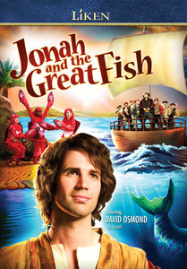 Jonah & the Great Fish-Liken