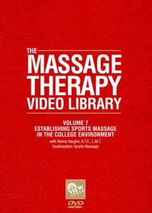 Massage Therapy - Sports Massage in the College 7
