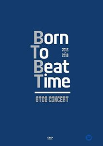 2015-16 BTOB Born To Beat Time Concert DVD [Import]
