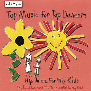 Tap Music for Tap Dancers: Hip Jazz for Hip 4