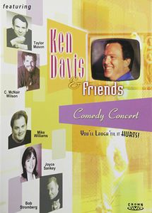 Ken Davis and Friends Comedy Concert