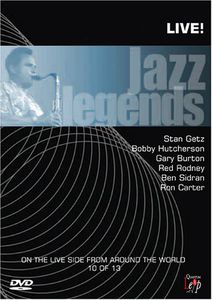Jazz Legends Live, Vol. 10