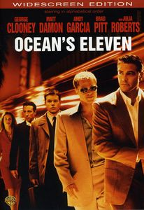 Ocean's Eleven [2001] [Widescreen] [Amaray Case]