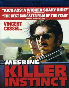 Mesrine: Killer Instinct: Part 1 [Widescreen] [Subtitled] [Dubbed]