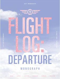 Flight Log: Departure Got7 Monograph (Limited Edition) [Import]