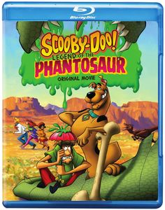 Scooby Doo: Legend of the Phantosaur
