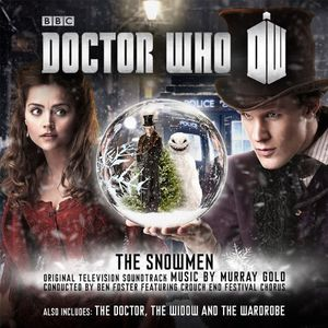 Doctor Who: Snowmen/ The Doctor Widow & the Wardrobe [Import]