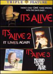 It's Alive /  It Lives Again /  It's Alive III: Island of the Alive