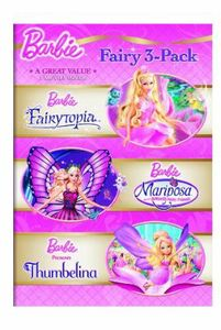Barbie: Fairy 3-Pack