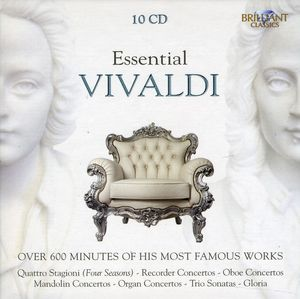 Essential Vivaldi /  Various