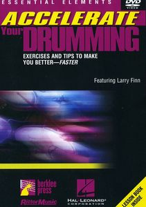Accelerate Your Drumming [Instructional]