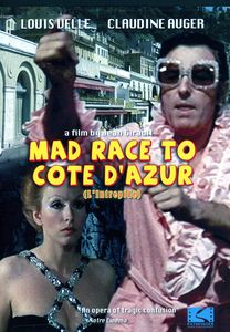 Mad Race To Cote D'azur [L'intrepide]