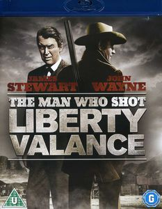 The Man Who Shot Liberty Valance [Import]