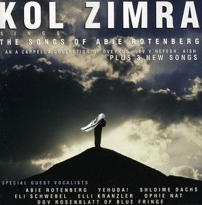 Kol Zimra Sings the Songs of Abie Rotenberg