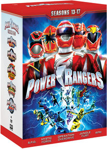 Power Rangers: Season 13-17