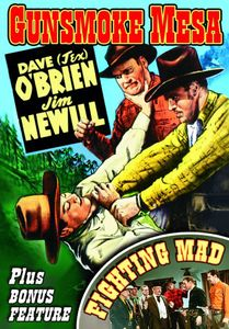 Fighting Mad & Texas Rangers: Gunsmoke Mesa