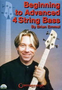 Beginning To Advanced 4-string Bass