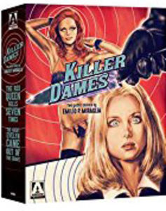 Killer Dames: Two Gothic Chillers By Emilio P.