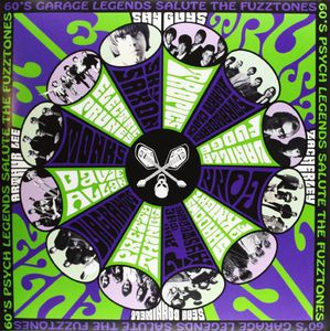 Fuzztones: In Fuzz We Trust /  Various