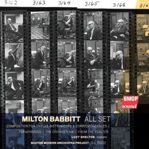 Milton Babbit: All Set