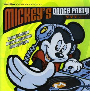 Yo Mickey: Mickey's Dance Party [Import]