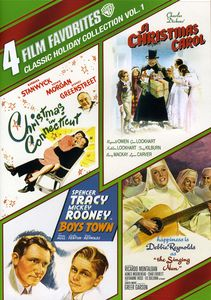4 Film Favorites: Classic Holiday Collection 1