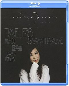Timeless: Samantha's Live 2015 [Import]
