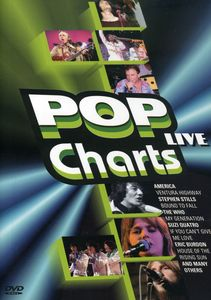 Pop Charts Live /  Various [Import]
