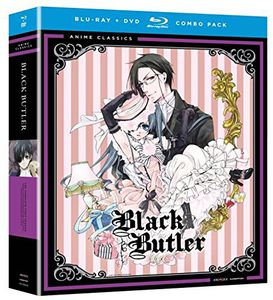 Black Butler: The Complete First Season - Classic