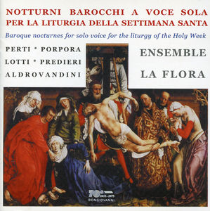 Baroque Nocturnes for Solo Voice