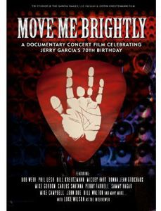 Move Me Brightly: Celebrating Jerry Garcia's /  Various