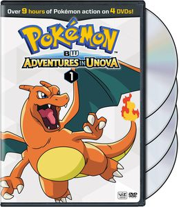 Pokemon: Black & White Adventures in Unova Set 1