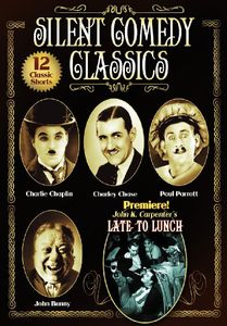 Silent Comedy Classics [Black and White] [Silent]