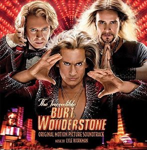 Incredible Burt Wonderstone (Original Soundtrack)
