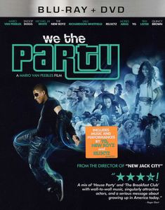 We The Party [DVD/ BR]